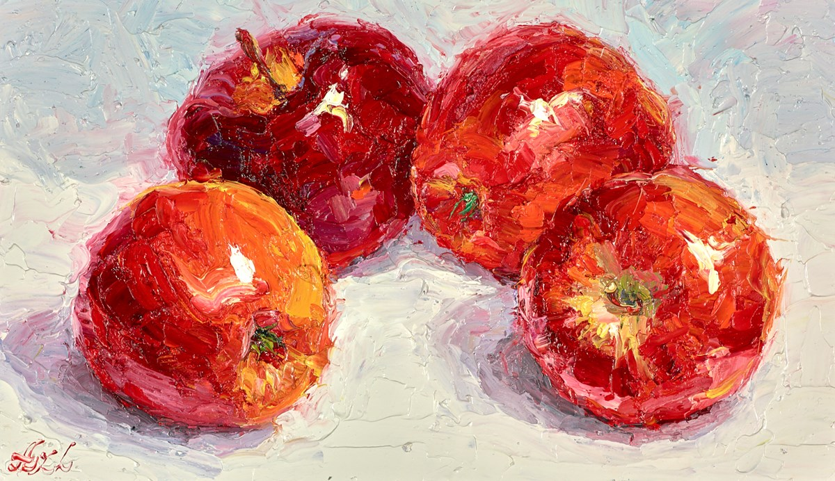 Red Apples III